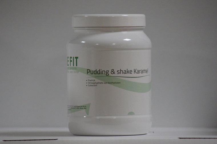 Proteïnepoeder - Karamel