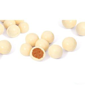 Witte Chocolade Soja Bolletjes
