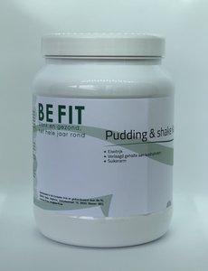 Aardbeien Pudding/shake 17 porties