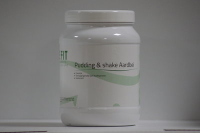Proteïnepoeder - Aardbei