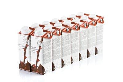 Chocolade Drank Tray (14 pakjes)